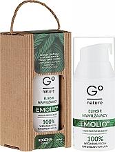 Perfumería y cosmética Elixir facial con manteca de karité - GoNature Moisturizing Elixir