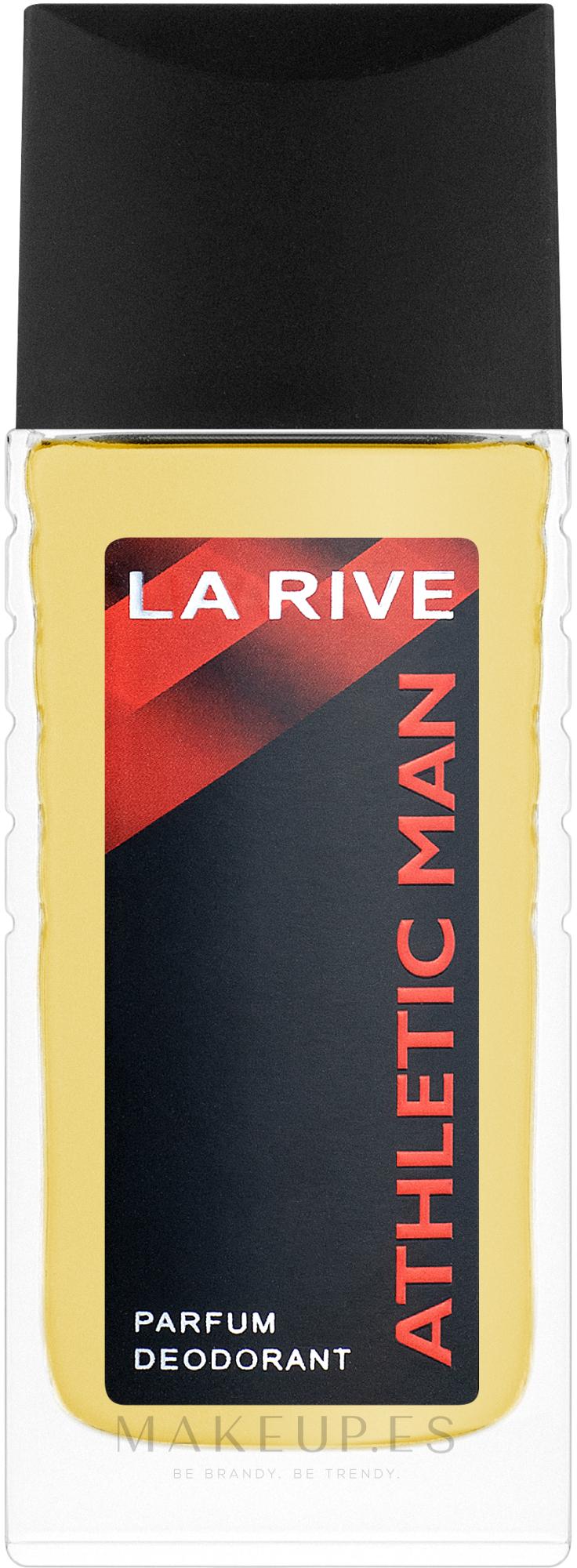 La Rive Athletic Man - Desodorante perfumado — imagen 80 ml