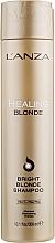 Perfumería y cosmética Champú para cabellos rubios naturales y decolorados - L'anza Healing Blonde Bright Blonde Shampoo