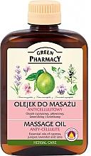 Perfumería y cosmética Aceite de masaje anticelulítico - Green Pharmacy