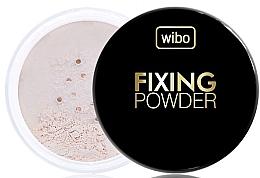 Perfumería y cosmética Polvo suelto matificante, fijador de maquillaje - Wibo Fixing Powder
