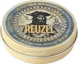 Perfumería y cosmética Bálsamo para barba con aroma amaderado y picante - Reuzel Beard Balm Wood And Spice