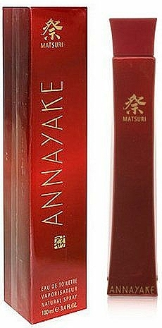 Annayake Matsuri - Eau de toilette — imagen N1
