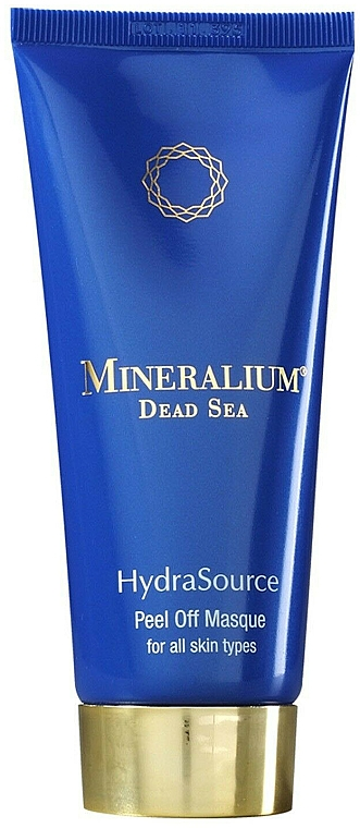 Mascarilla facial peel-off con minerales del Mar Muerto - Mineralium Hydra Source Peel Off Masque