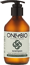 Perfumería y cosmética Champú bio con aceite de girasol - Only Bio Fitosterol Shampoo