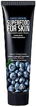 Perfumería y cosmética Crema de manos con extracto de arándano - Superfood For Skin Hand Cream Blueberry