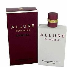 Chanel Allure Sensuelle - Loción corporal perfumada con glicerina — imagen N1