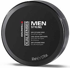 Perfumería y cosmética Cera seca de fijación media - Goldwell Goldwell Dualsenses For Men Dry Styling Wax