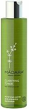 Perfumería y cosmética Tónico limpiador con agua floral - Madara Cosmetics Clarifying Toner