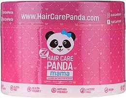 Perfumería y cosmética Complemento alimenticio en gominolas para crecimiento de cabello - Noble Health Hair Care Panda Vegan Gummies Mama