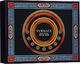 Perfumería y cosmética Versace Pour Femme Dylan Blue - Set (eau de parfum/50ml + loción corporal/50ml + gel de ducha/50ml)