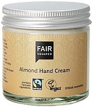 Perfumería y cosmética Crema de manos con aceite de almendras de Uzbekistán - Fair Squared Almond Hand Cream