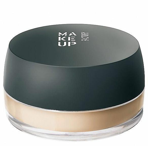 Base de maquillaje en polvo mineral - Make Up Factory Mineral Powder Foundation — imagen N1