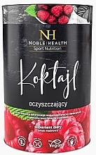 Perfumería y cosmética Complemento alimenticio detox sabor frambuesa - Noble Health Slim Line Raspberry Detox Cocktail