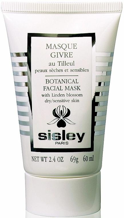 Mascarilla facial con extracto de tila - Sisley Botanical Facial Mask With Linden Blossom — imagen N1