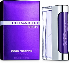 Paco Rabanne Ultraviolet Man - Eau de toilette spray — imagen N2