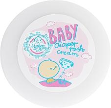 Perfumería y cosmética Crema protectora de pañal con aceite de almendras dulces - Mother And Baby Cream