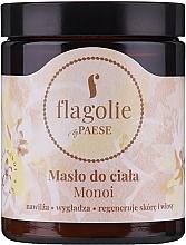Perfumería y cosmética Manteca corporal con aceite de monoï - Flagolie by Paese Monoi