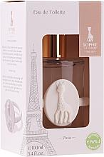 Perfumería y cosmética Parfums Sophie La Girafe Eau de Toilette - (edt/100ml+acc)