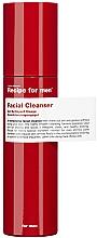 Perfumería y cosmética Gel facial limpiador con canela y jengibre - Recipe For Men Facial Cleanser