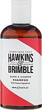 Champú con extracto de jengibre, aroma a elemi y ginseng - Hawkins & Brimble Elemi & Ginseng Shampoo — imagen N1