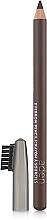 Perfumería y cosmética Lápiz de cejas con cepillo - Aden Cosmetics Eyebrow Pencil