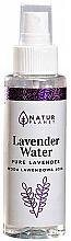 Perfumería y cosmética Agua de lavanda 100% pura - Natur Planet Pure Lavender Water