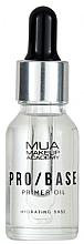 Perfumería y cosmética Prebase de maquillaje-aceite hidratante - Mua Pro/ Base Primer Oil