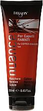 Perfumería y cosmética Mascarilla capilar acondicionadora revivadora del color sin amoniaco - Dikson Maschere Nuance Ravviva Colore