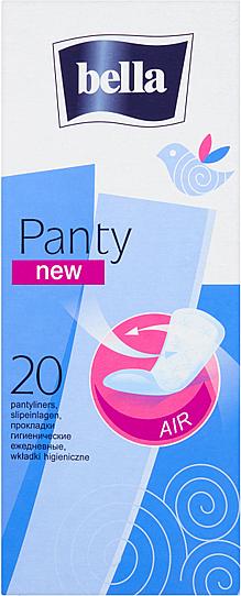 Salvaslips Panty New 20 uds. - Bella