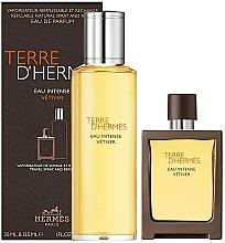 Perfumería y cosmética Hermes Terre D'Hermes Eau Intense Vetiver - Set (eau de parfum/30 ml + eau de parfum/125 ml)