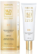 Perfumería y cosmética BB crema multifuncional - Floslek Skin Care Expert All-Day BB Cream