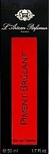 L'Artisan Parfumeur Piment Brulant - Eau de toilette — imagen N3