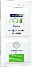 Perfumería y cosmética Mascarilla facial - Novaclear Acne Mask Oil Control Complex