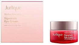 Perfumería y cosmética Crema reparadora para contorno de ojos con extracto de viola tricolor - Jurlique Herbal Recovery Signature Eye Cream