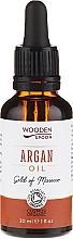 Perfumería y cosmética Aceite de argán - Wooden Spoon 100% Pure Argan Oil