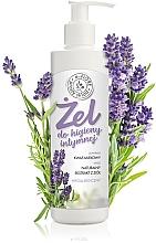 Perfumería y cosmética Gel higiene íntima con lavanda - E-Flore