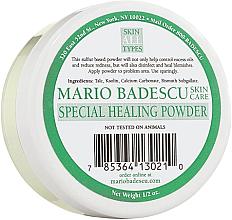 Perfumería y cosmética Polvo facial antiacné y antibrillo a base de azufre - Mario Badescu Special Healing Powder