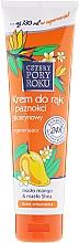 Perfumería y cosmética Crema de manos y uñas regeneradora con mantecas de karité y mango - Pharma CF Cztery Pory Roku Hand Cream