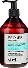 Perfumería y cosmética Champú calmante para cabello - Niamh Hairconcept Be Pure Scalp Defence Shampoo