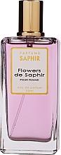 Perfumería y cosmética Saphir Parfums Flowers de Saphir - Eau de Parfum