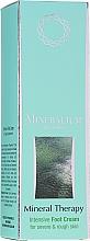 Perfumería y cosmética Crema natural para pies con minerales del Mar Muerto - Mineralium Dead Sea Mineral Therapy Intensive Foot Cream For Severe & Rough Skin