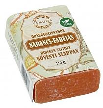 Perfumería y cosmética Jabón prensado en frío con aroma a naranja y canela - Yamuna Orange Cinnamon Cold Pressed Soap