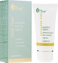 Perfumería y cosmética Mascarilla facial con algas marinas y proteínas de trigo - Ava Laboratorium Stop Time Lifting Facial Mask