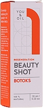 Perfumería y cosmética Biosérum regenerador facial con bótox y aceite de lavanda - You & Oil Beauty Shot Botoks Oil / Regeneration Face Serum