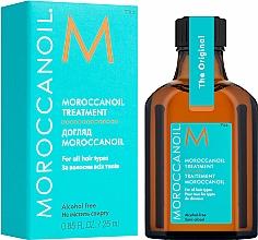 Perfumería y cosmética Aceite para cabello con argán de Marruecos - MoroccanOil Oil Treatment For All Hair Types