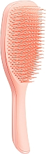Perfumería y cosmética Cepillo para cabello largo color melocotón - Tangle Teezer The Wet Detangler Peach Glow Large