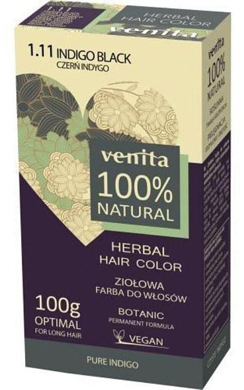 Henna para cabello - Venita Natural Herbal Hair Color