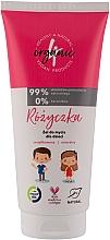 Perfumería y cosmética Gel de ducha infantil con aroma a rosa - 4Organic Bath Gel For Children