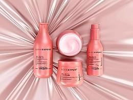 Crema para cabello con vitamina B6 y biotina - L'Oreal Professionnel Inforcer Anti-Breakage Cream — imagen N3